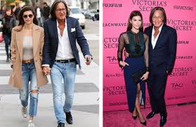 shiva safai mohamed hadid mohamed hadid famous fashion designer with his iranian partner