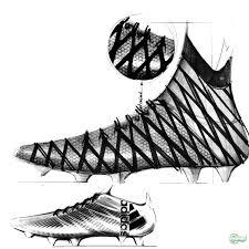 the thoughts behind the adidas revolution football boots created
