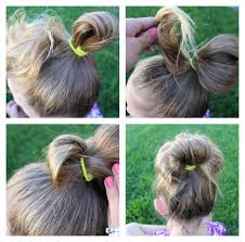 time to get messy hairstyles 25 hair styles for toddlers and tweens a and a glue gun