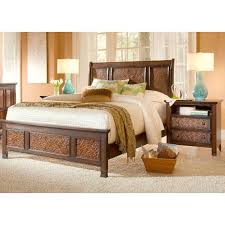 Havana Bedroom Furniture by Progressive Furniture P195 6 6bed Kingston Isle Traditional King