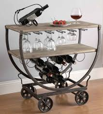 kitchen u0026 dining wine bar cart get party rolling from kitchen