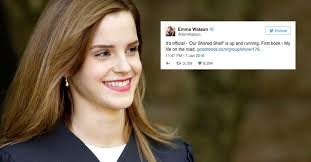 Emma Watson Meme - can now join emma watson s new feminist book club