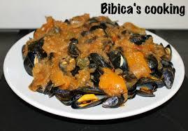 cuisiner les moules moules à la provençale au i cook in bibica s cooking