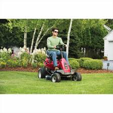 tractors vs zero radius turn mowers lawnmowers snowblowers lawn