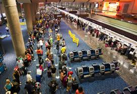 Mccarran Airport Map Customs Computer Glitch Reportedly Causes Delays At Airports Time