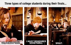 College Students Meme - three types of college students