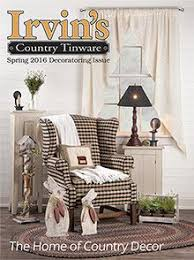 picture of country home decor from terry u0027s village catalog