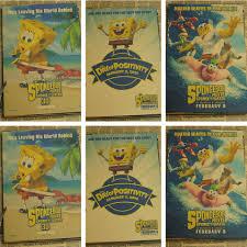 the spongebob movie squarepants water sponge patrick octopus the spongebob movie squarepants water sponge patrick octopus cartoon posters around kraft paper retro poster 30x21cm in wall stickers from home garden on