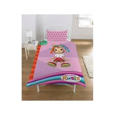 Girls Single Duvet Covers New Girls Disney And Tv Character Single Duvet Quilt Cover With