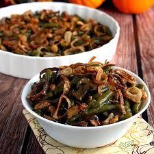 cooker green bean casserole on sugar mountain