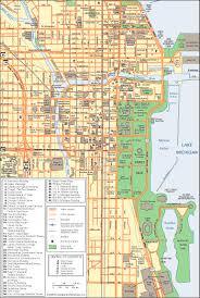 City Of Chicago Map by Chicago Illinois United States Britannica Com