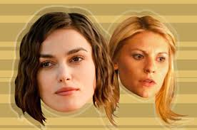Claire Danes Cry Face Meme - danes vs knightley the chin acting face off vulture