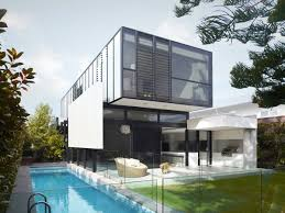 Contemporary House Designs Melbourne Good Residence In Melbourne By Crone Partners