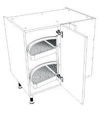 element d angle cuisine meuble bas d angle pour cuisine annin info