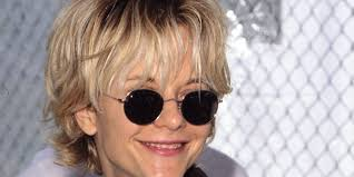 meg ryan s hairstyles over the years meg ryan s haircut was as iconic as the rachel huffpost
