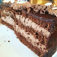 joy of baking has this amazing recipe on a chocolate chiffon cake