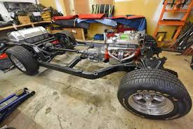 corvette c3 parts 1979 chevrolet corvette c3 restomod frame nearly complete