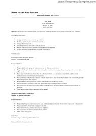 aide resume exles this is aide resume goodfellowafb us