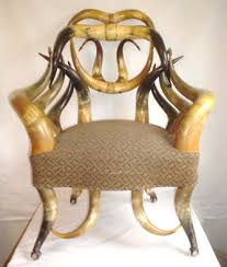 Musical Chairs Horn Horn Furniture Chairs