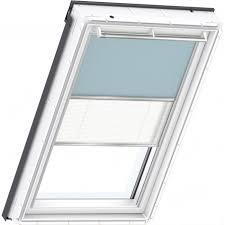 Blue Blackout Blinds Velux Duo Blackout Blind Dfd 4571 Light Blue Select Window