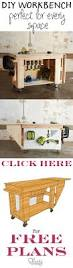 5 Workbench Ideas For A Small Workshop Workbench Plans Portable by Best 25 Rolling Workbench Ideas On Pinterest Woodworking Diy