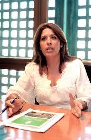 La diputada de Nueva Canarias (NC) en el grupo parlamentario mixto, Carmen Hernández, teme que las partidas de Educación y Sanidad sufran un recorte en los ... - carmen-hernandez-nueva-canarias-1