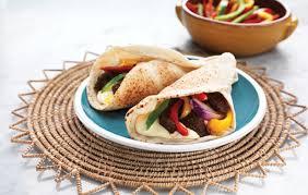 arabic wrap arabic beef fajitas recipes make meals with kraft