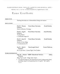 resume about me 19 me resume examples of resumes each part a