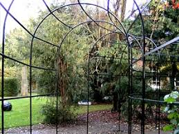 Wrought Iron Pergola by Metal Pergolas Mild Steel Wrought Iron Hand Crafted U0026 Installed
