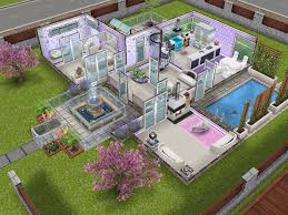 house 64 ground level sims simsfreeplay simshousedesign sims