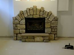 naperville il stone fireplace in a basement contractortalk