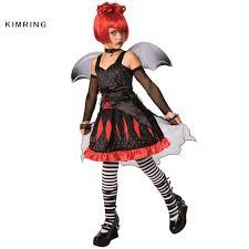 Halloween Girls Costume Batman Promotion Shop For Promotional