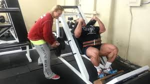 Feet To M Tom Platz Coaching Me On Hack Squats With Isotension Youtube