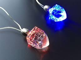 light necklace images Led light up dreidel w string jpg