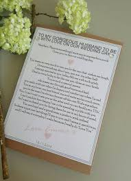 To My Groom On Our Wedding Day Card 33 Best Personalised Wedding Party Cards Images On Pinterest