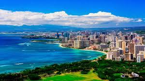 Map Of Usa Hd by Waikiki Honolulu Oahu Hawaii United States A Travel Tour