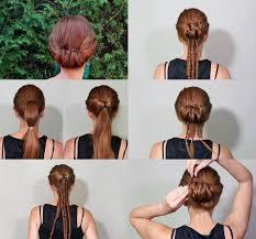 tutorial rambut ke kondangan nggak perlu bingung 13 hairstyle sederhana ini bisa