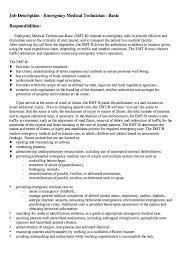 Resume Job Descriptions by Best 20 Sample Emt Ideas On Pinterest Medical Radiography