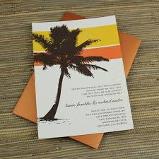 palm tree wedding invitations palm tree invitation template print