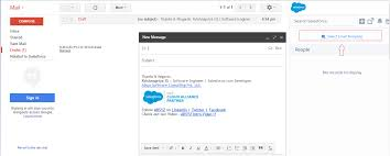 salesforce summer u002717 release lightning for gmail part i