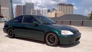 tx fs 1999 honda civic ex manual with suspension mods honda