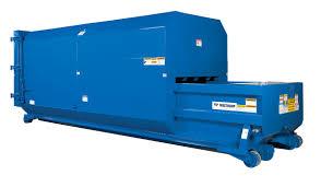 Trash Compactors by 265xp Precision Series Trash Compactor Wastequip Wastequip