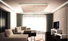 Wohnzimmer Einrichten Licht Indirektes Licht Decke Ruhigen Unfreundlich Auf Wohnzimmer Ideen