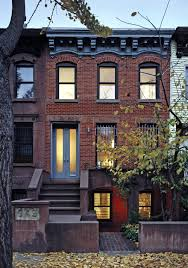 Rowhou Com by Delson Or Sherman Architects Pcbrooklyn Architect Transforms