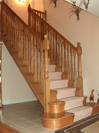oak cut string stairs oak cut string stairs closed string