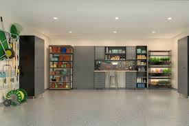 29 garage storage ideas plus 3 garage man caves this garage obviously takes its influence from industrial design with extravagant use of gray in steel