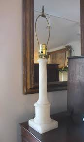 antique american continental and asian table lamps and candlesticks