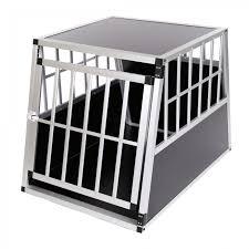 porte box auto box auto per cani in alluminio per il trasportino 1 porte