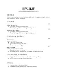 resume sample simple resume sample resume cover letter for