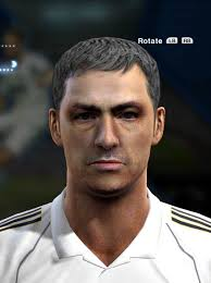 pes 2013 hairstyle jose mourinho face hd by zimon pro evolution soccer 2013 at moddingway